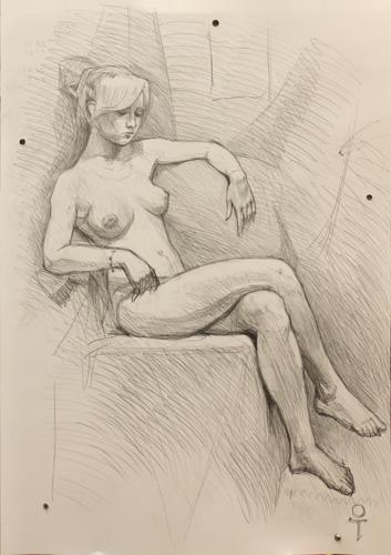 Обнажённая женская фигура картинки